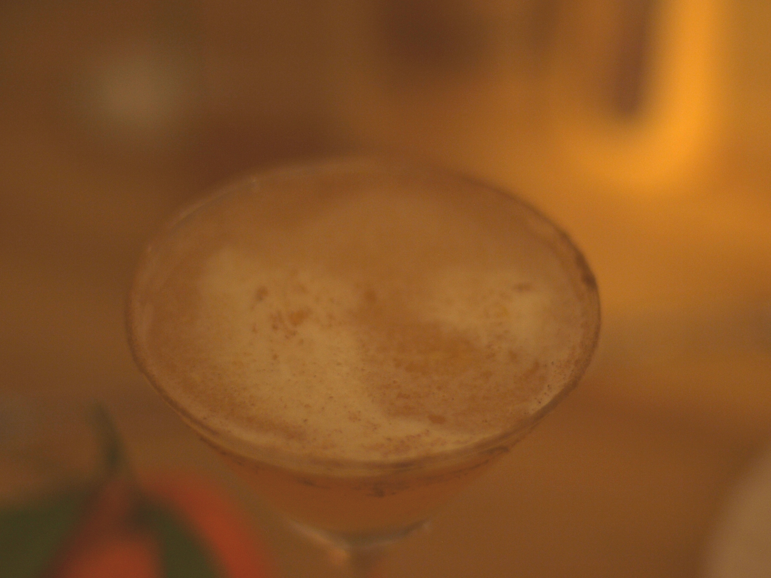 America Village Winter Solstice Cocktail