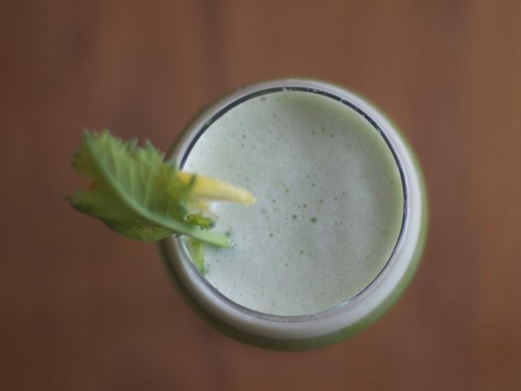 Kohlrabi Cocktail