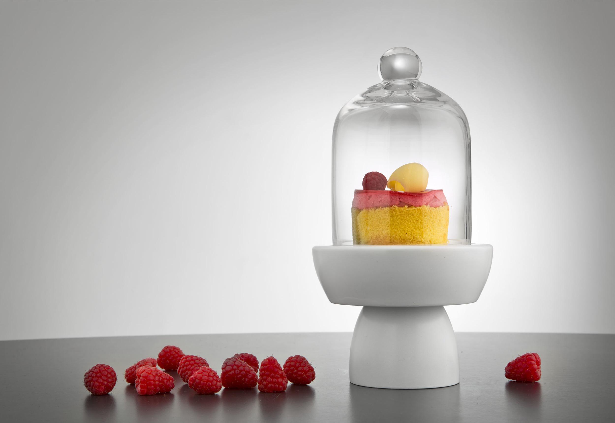 Bubble bliss - dry dessert