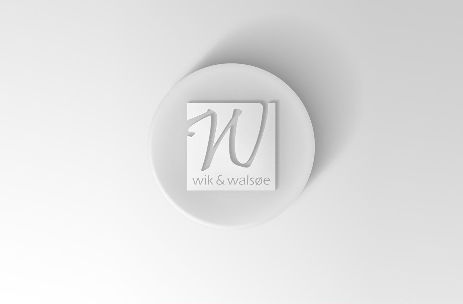 DESIGNSTUDIOET WIK & WALSØE