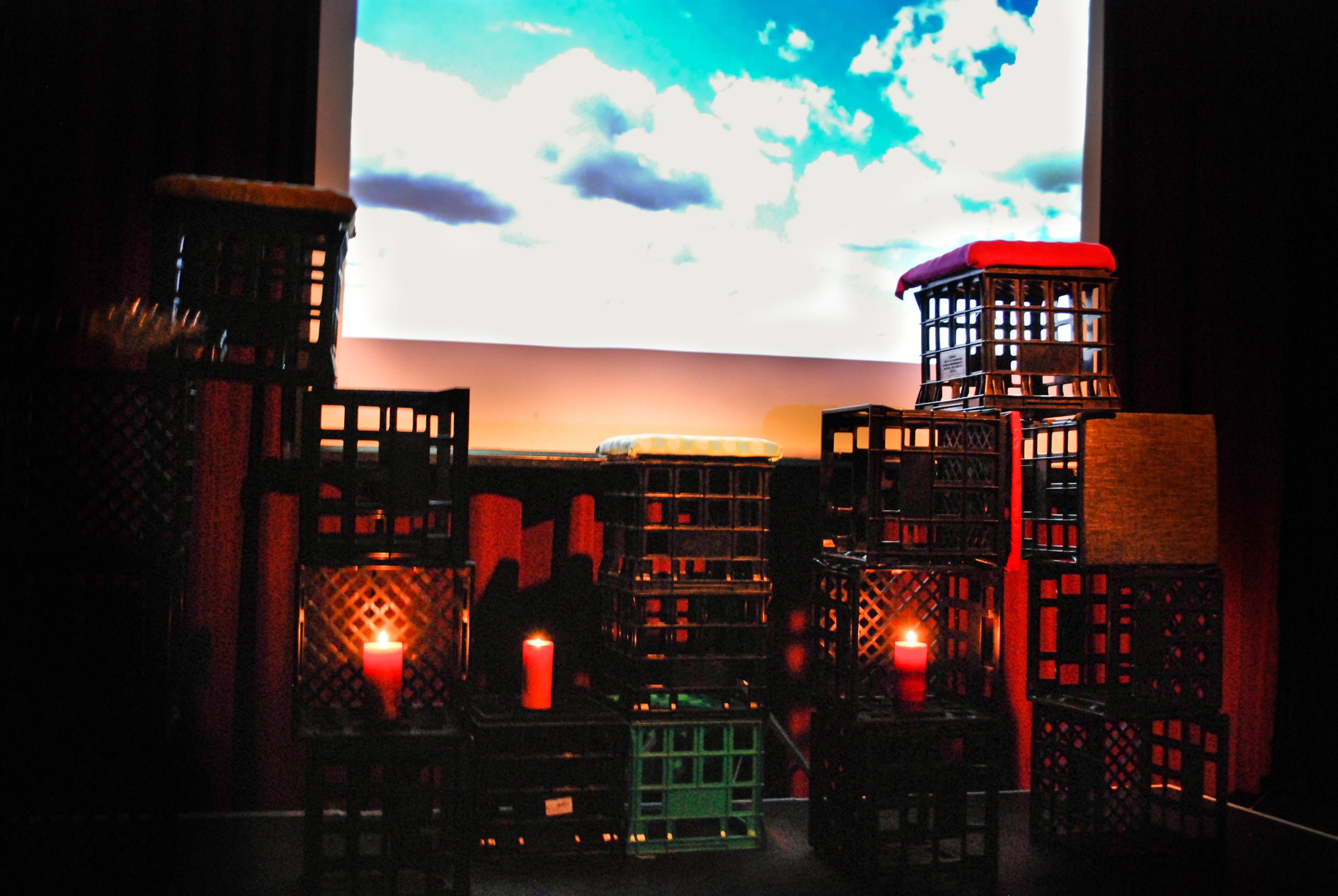 HiRISE, Melbourne Fringe Festival 2013