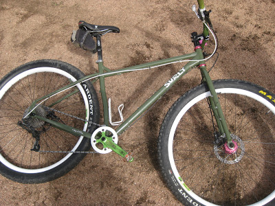 Even as a rigid 1x9 it was my favorite trail bike on everything from Buff Creek to Apex.