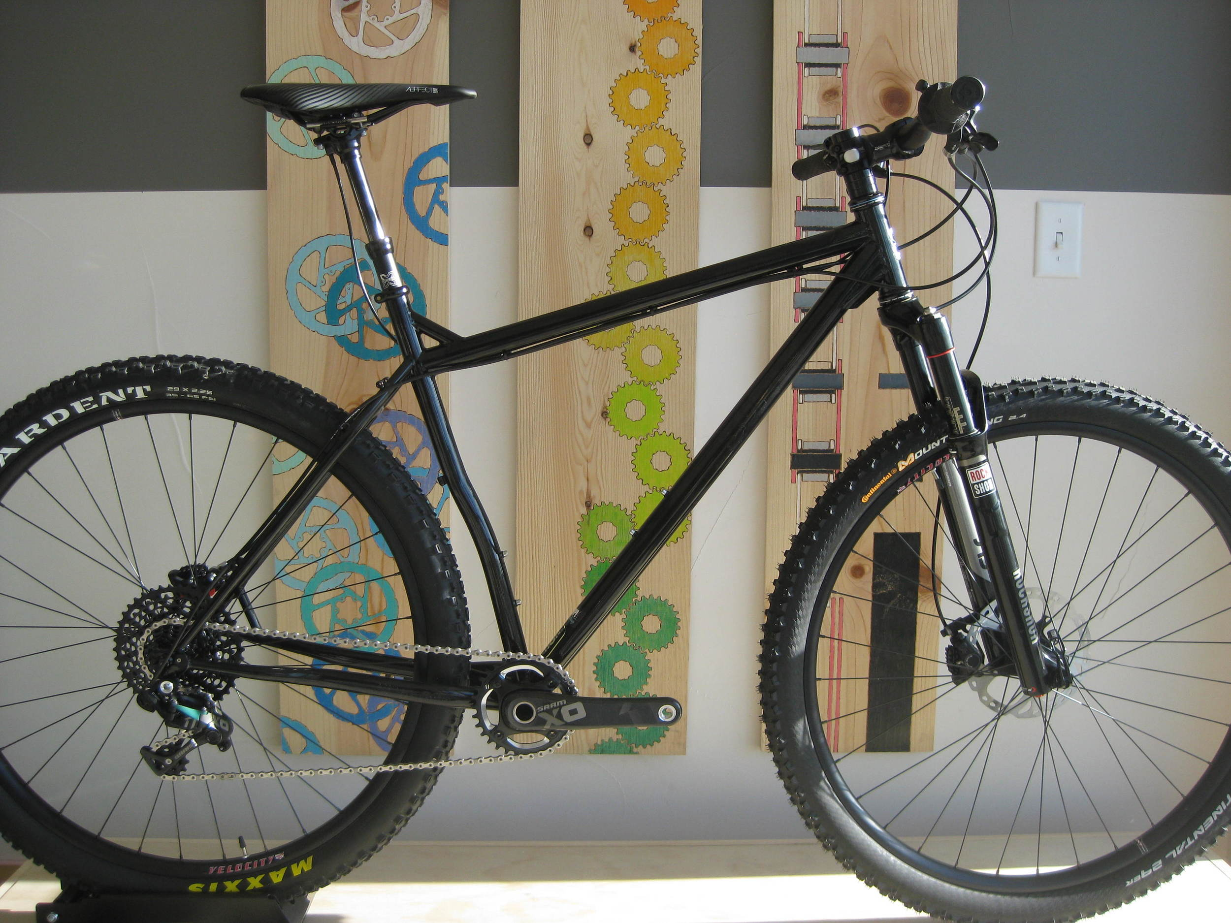 XO1 Surly Karate Monkey (click photo to read more)