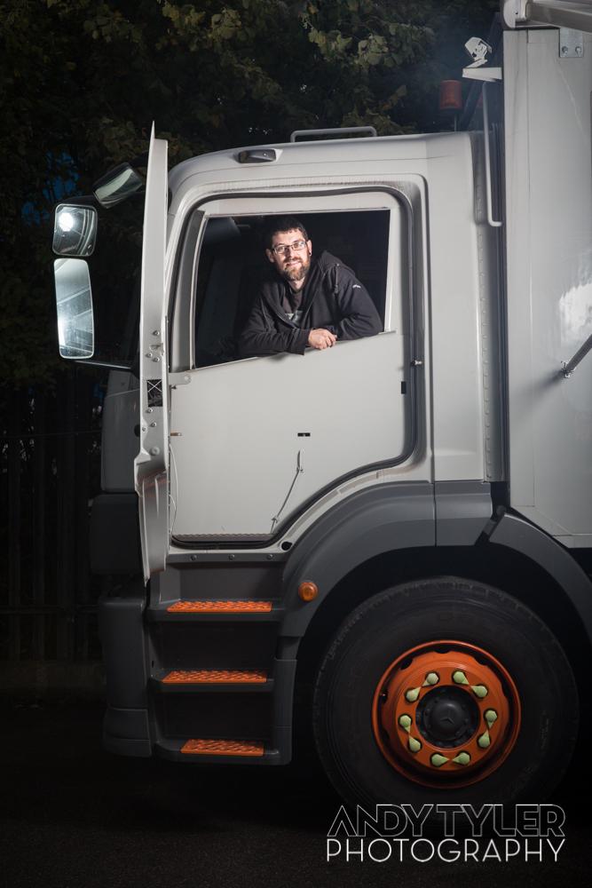 Nick & Jim The Truck