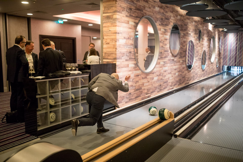 Ten Pin Bowling At Courthouse Hotel Shoreditch