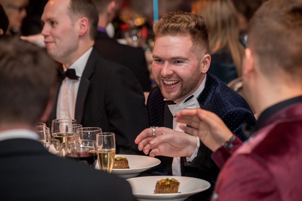 Charity Dinner Photography