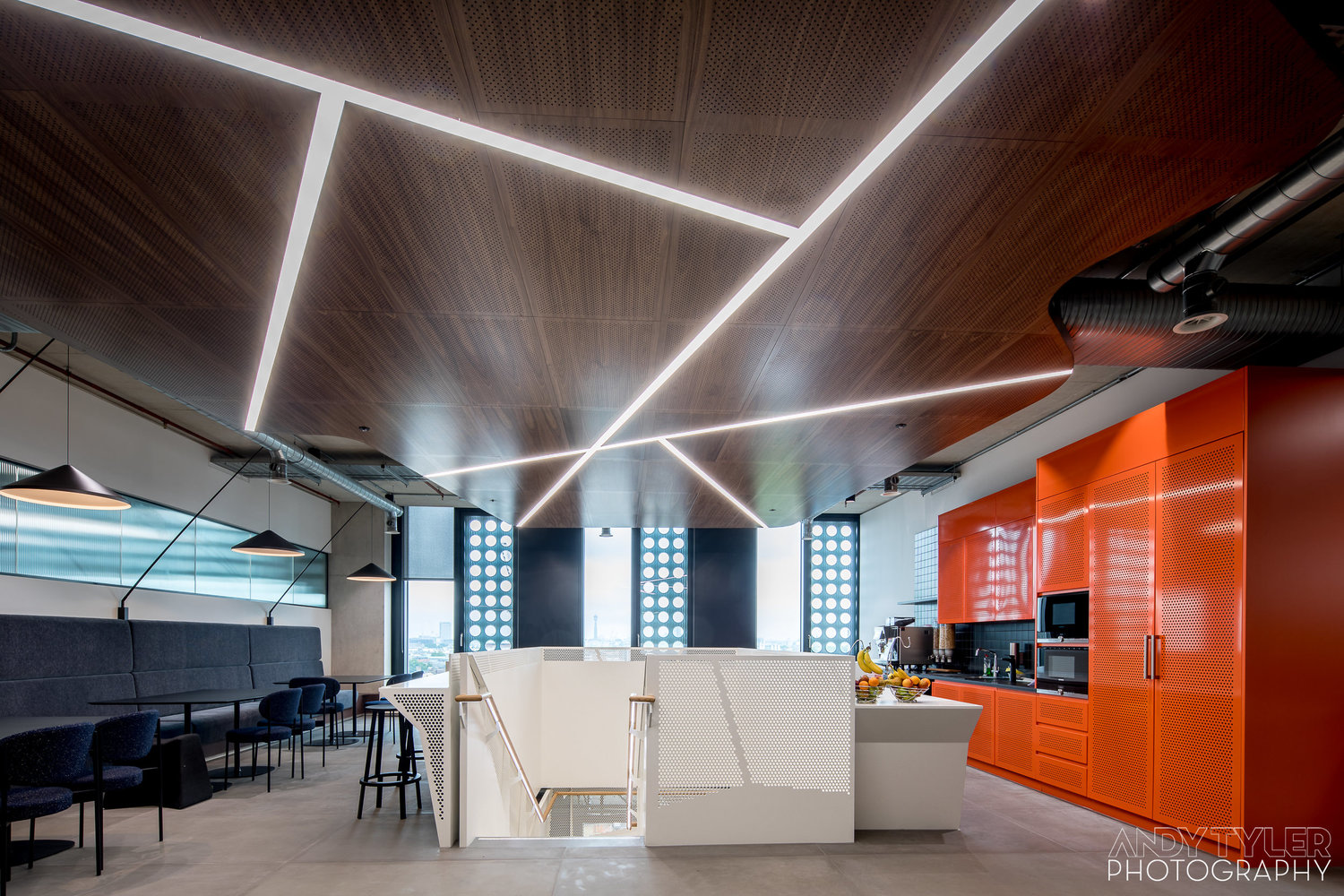 Capital One Office Design Andy Tyler