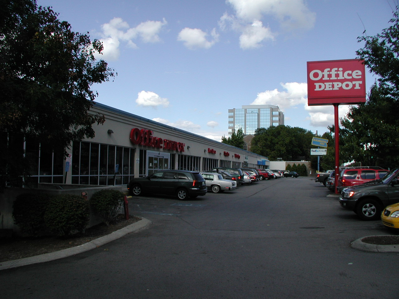 West End Shopping Center (Nashville)