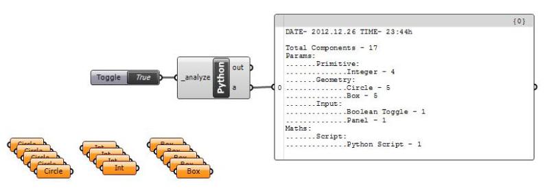 Screenshot of example definition (download link below)