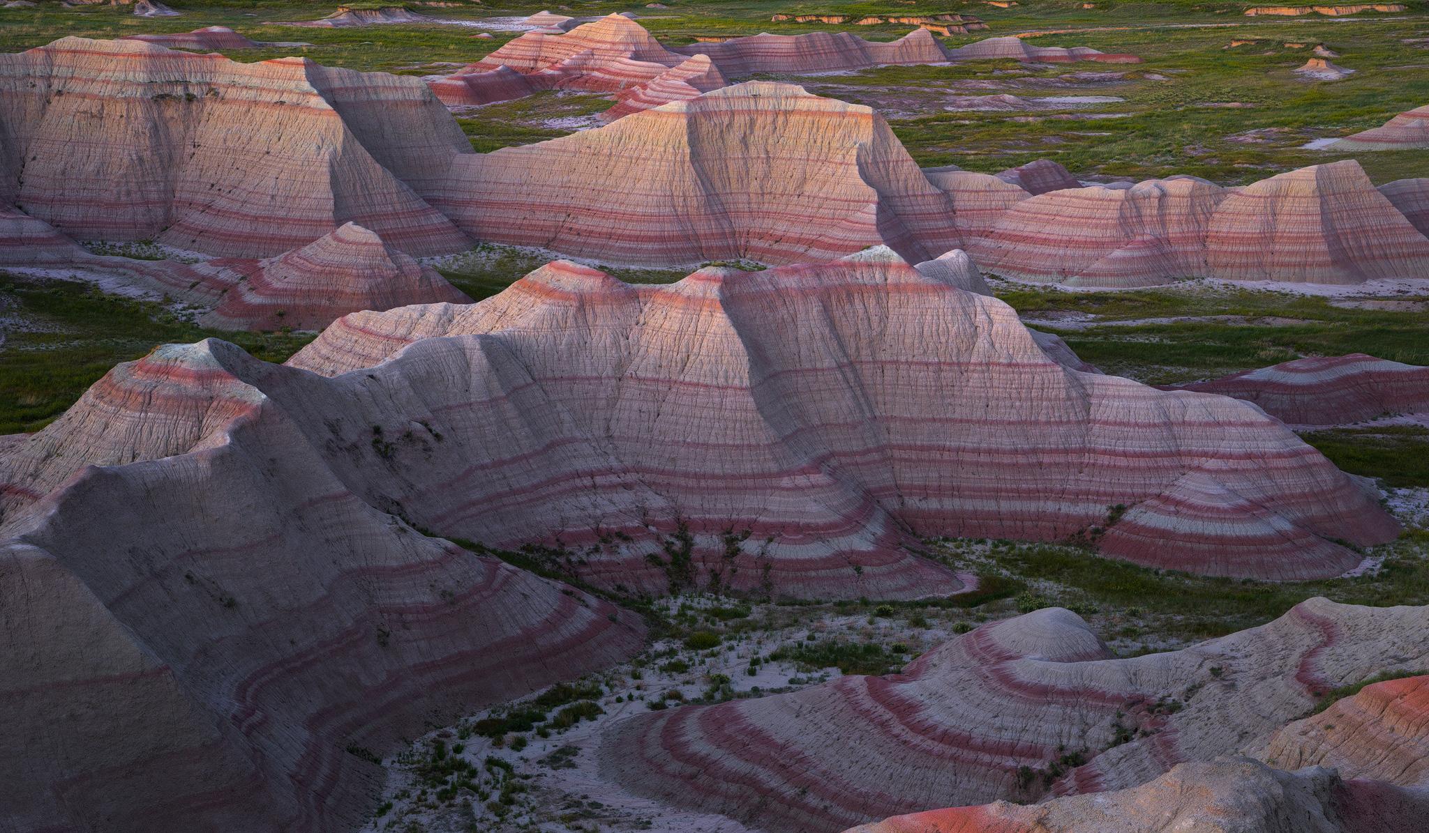 """Painted Prairie"" South Dakota"