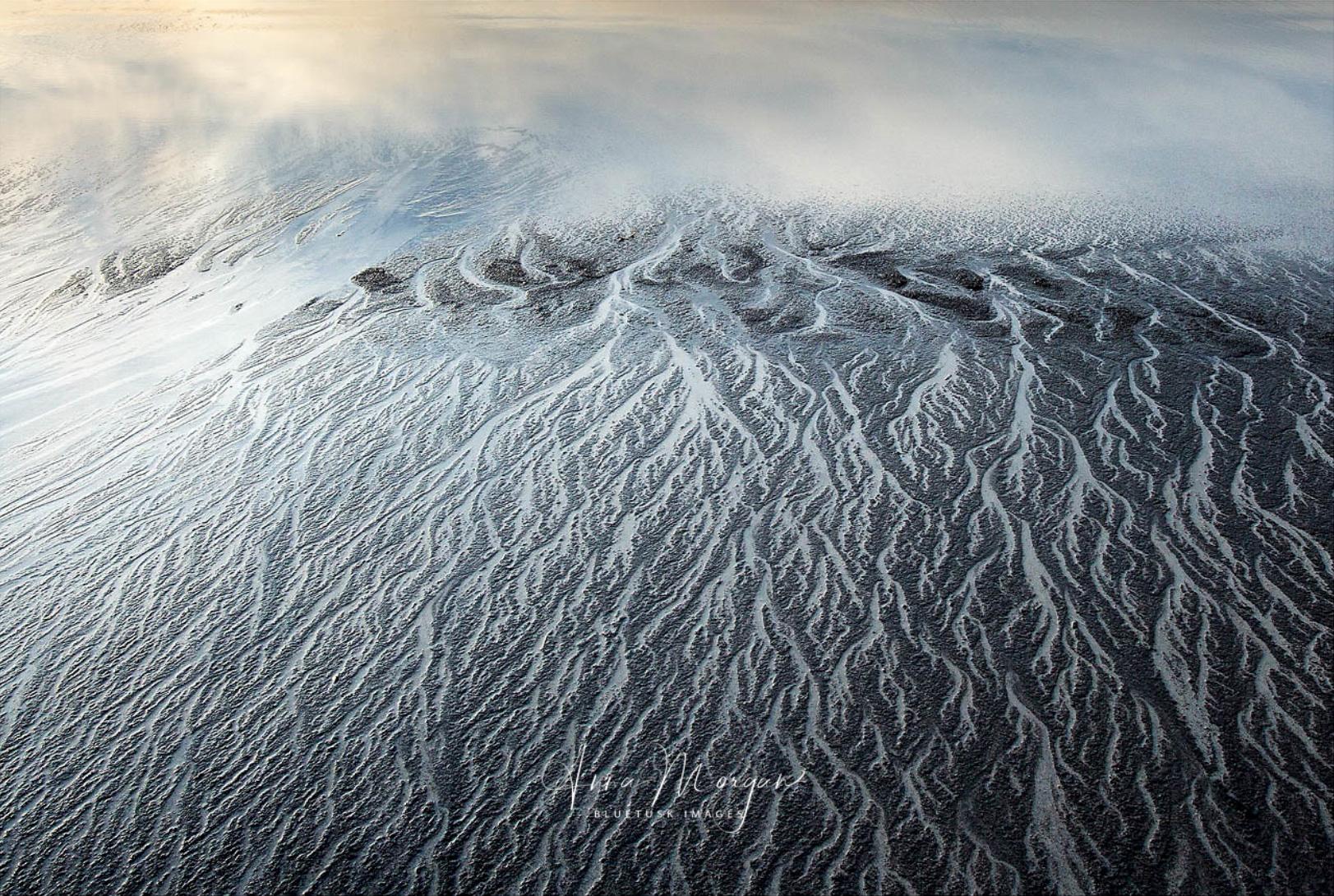 """Sand Etching""- Anna Morgan."