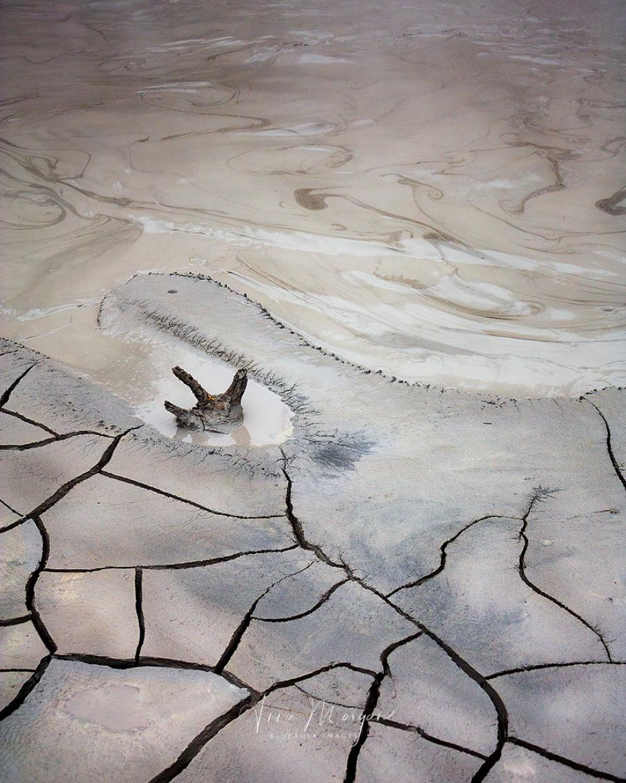 """Cracks and Swirls""- Anna Morgan"