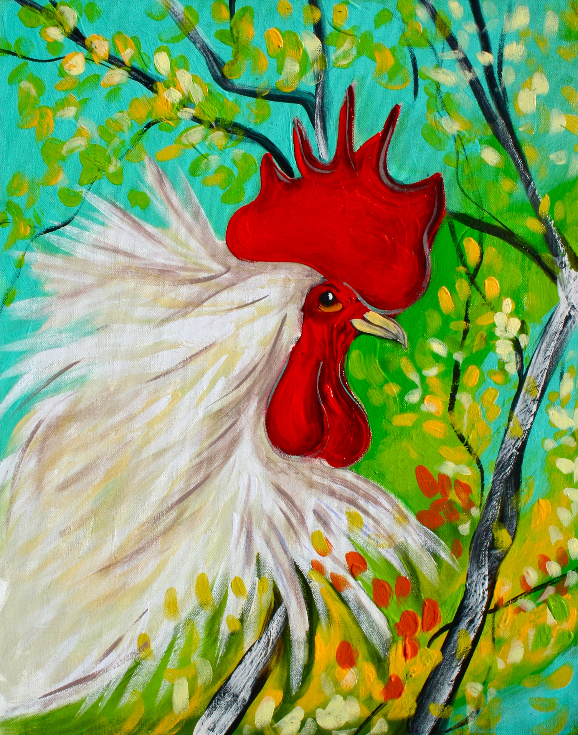 ROOSTER #1