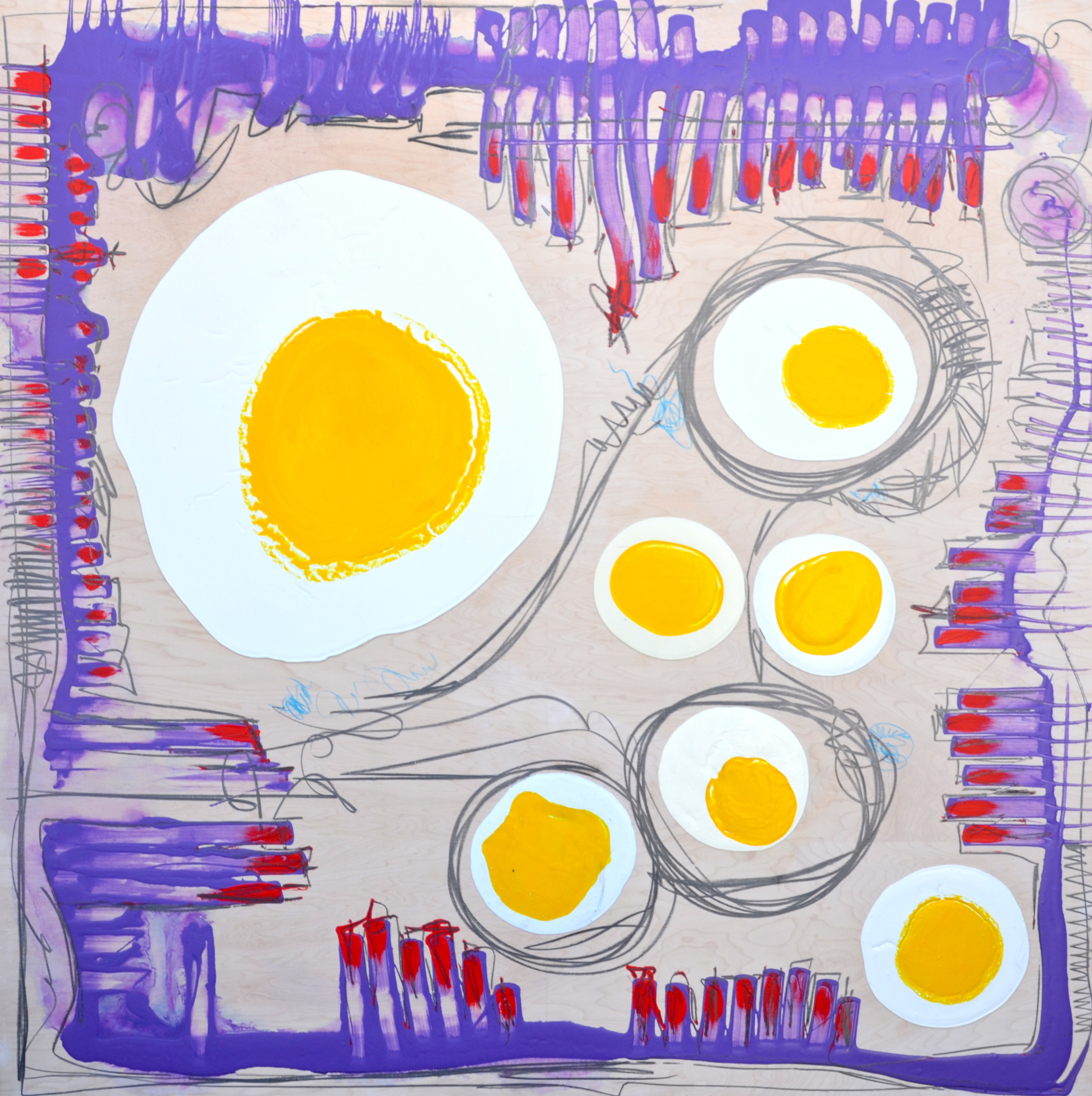 ABSTRACT #87 (aka EGGS)