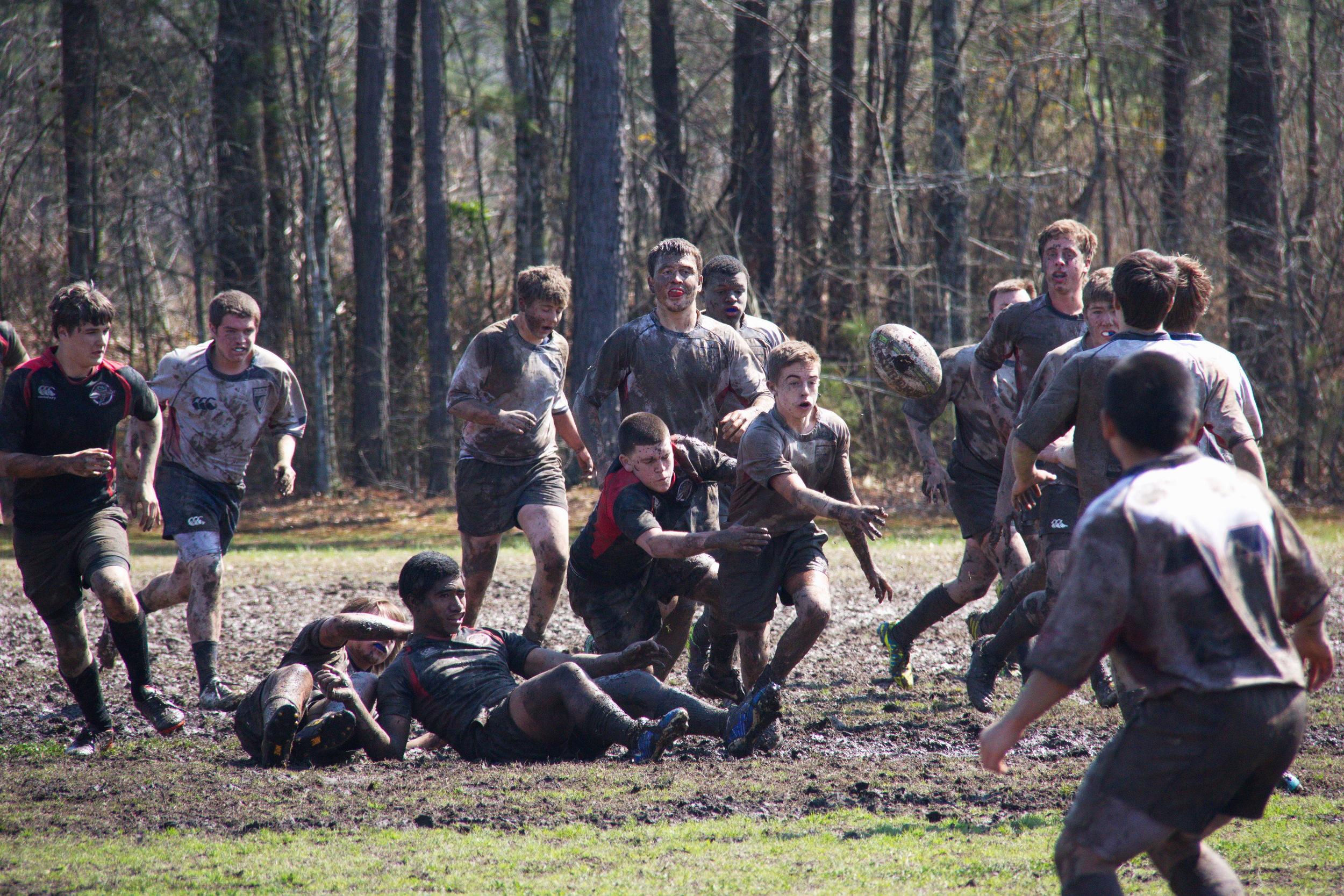 The Arkansas Mud Bowl