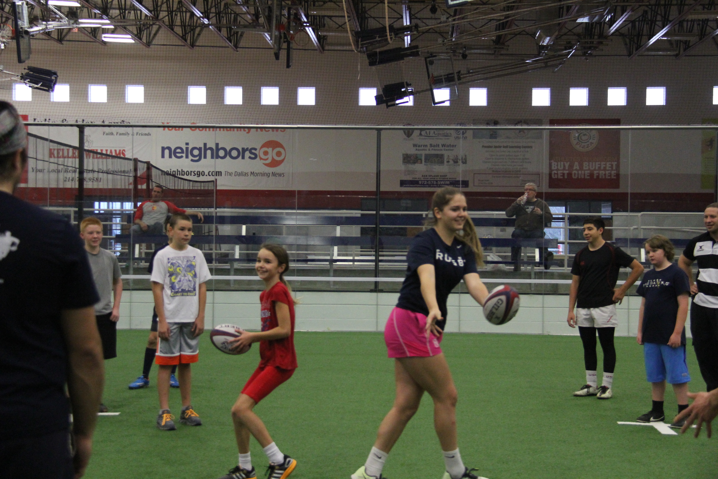 PSA Rugby Clinic