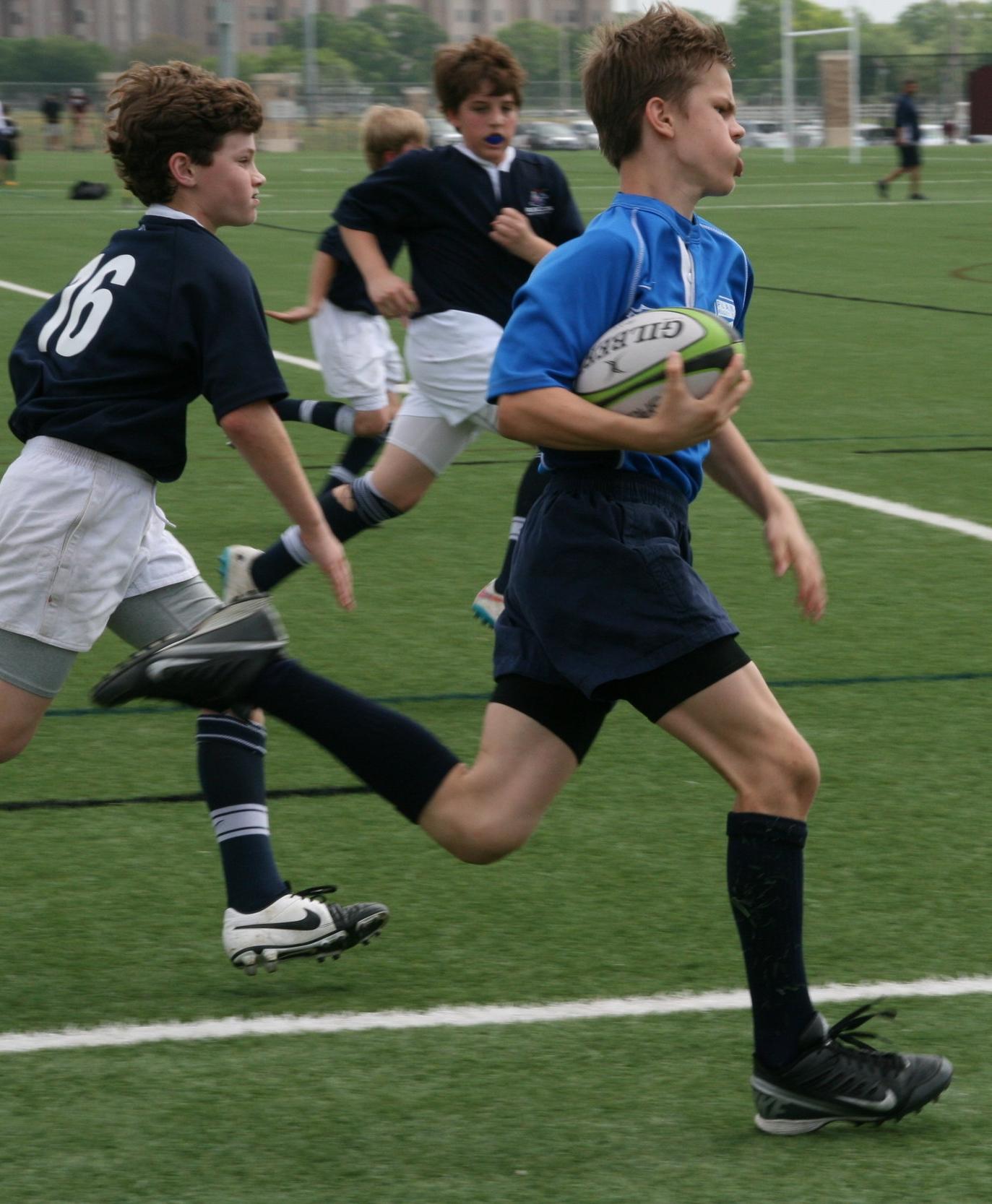 Gareth Jones Rugby Challenge
