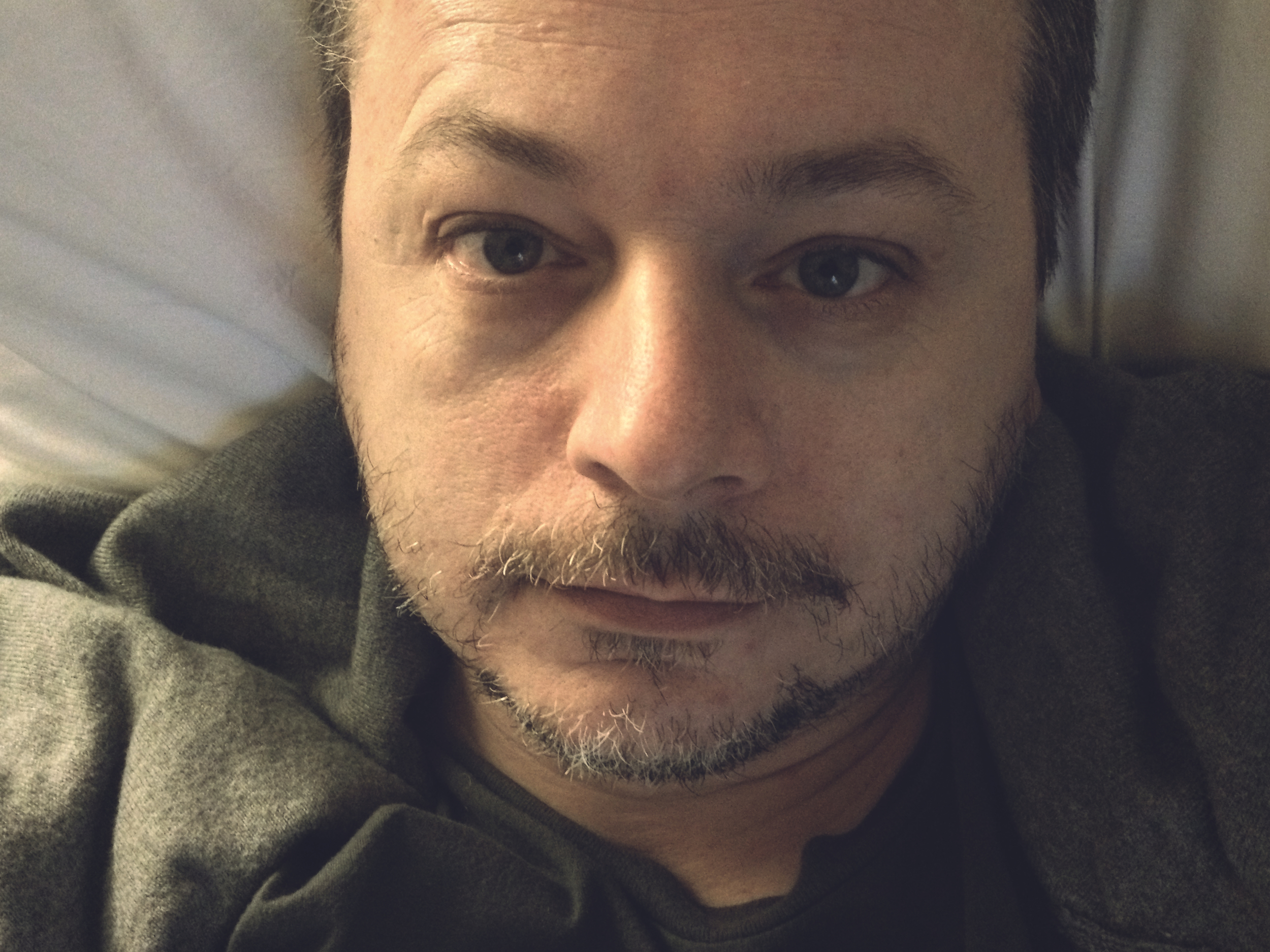 OctoBeardFest day 22, from my sickbed, no less