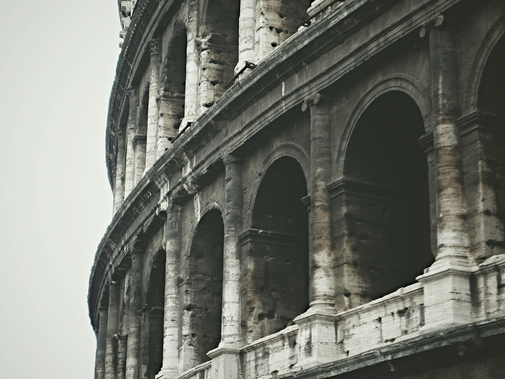 Colosseum - the Flavian Amphitheatre