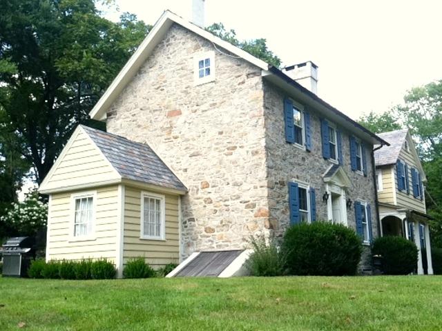 Original Stone Farmhouse built in 1739