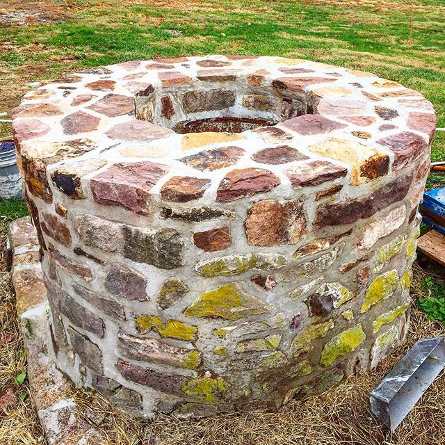 Stone Well restorations by @americanstonels