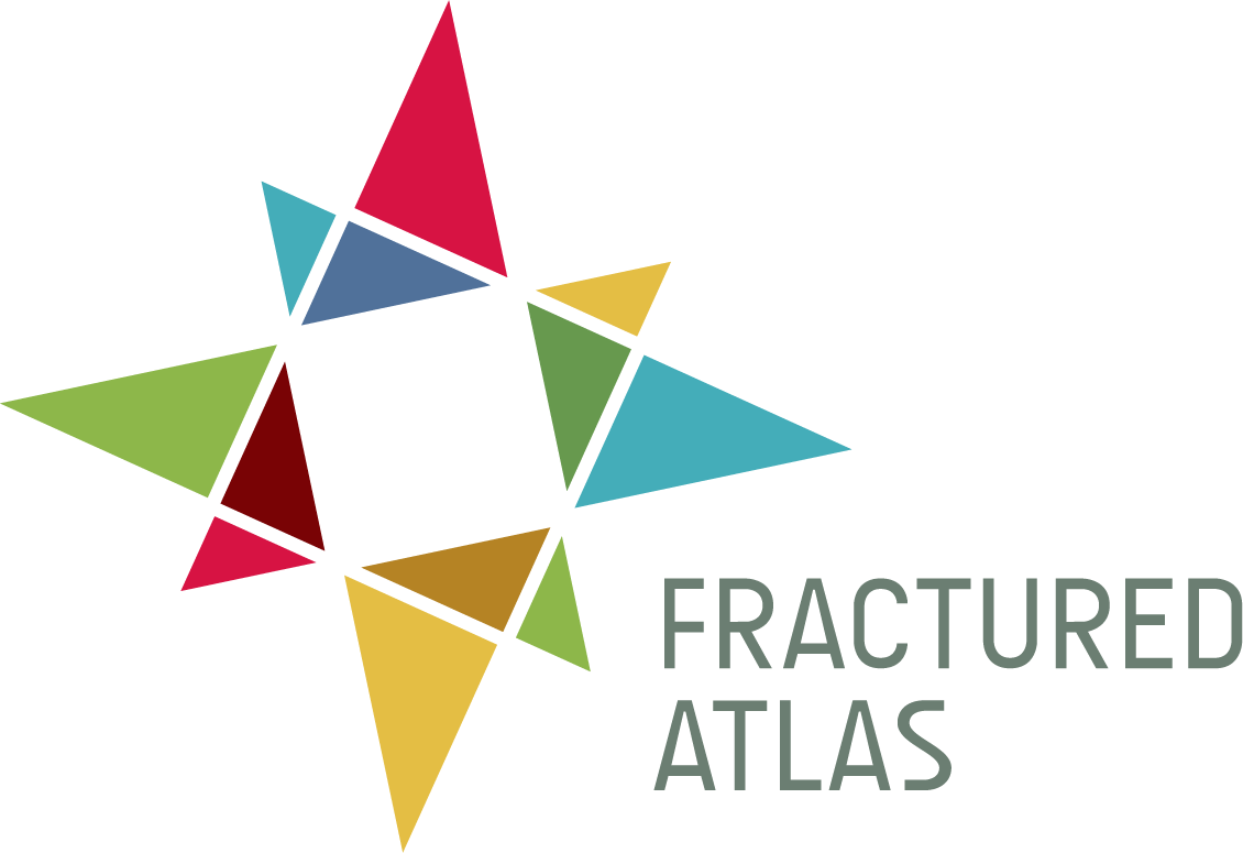 """Join Fractured Atlas using our discount code """"FS8148"""" and you'll receive your first 3 months of membership FREE. Click the logo to learn more."""