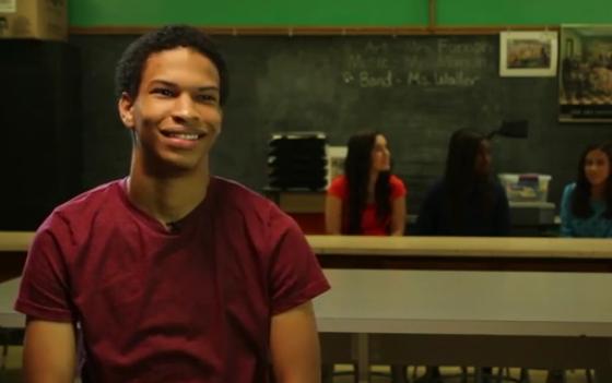Youth Actor Donovan, 16, Declares his world Non-Violent