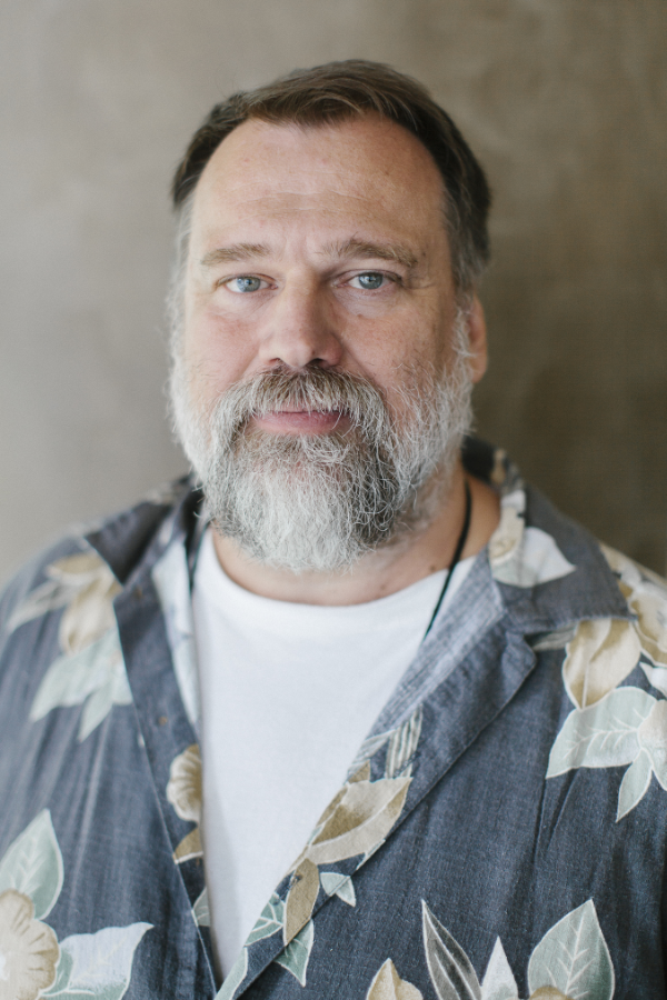 Director, Josef Steiff, Photo by Jacob Boll, courtesy of Columbia College Chicago