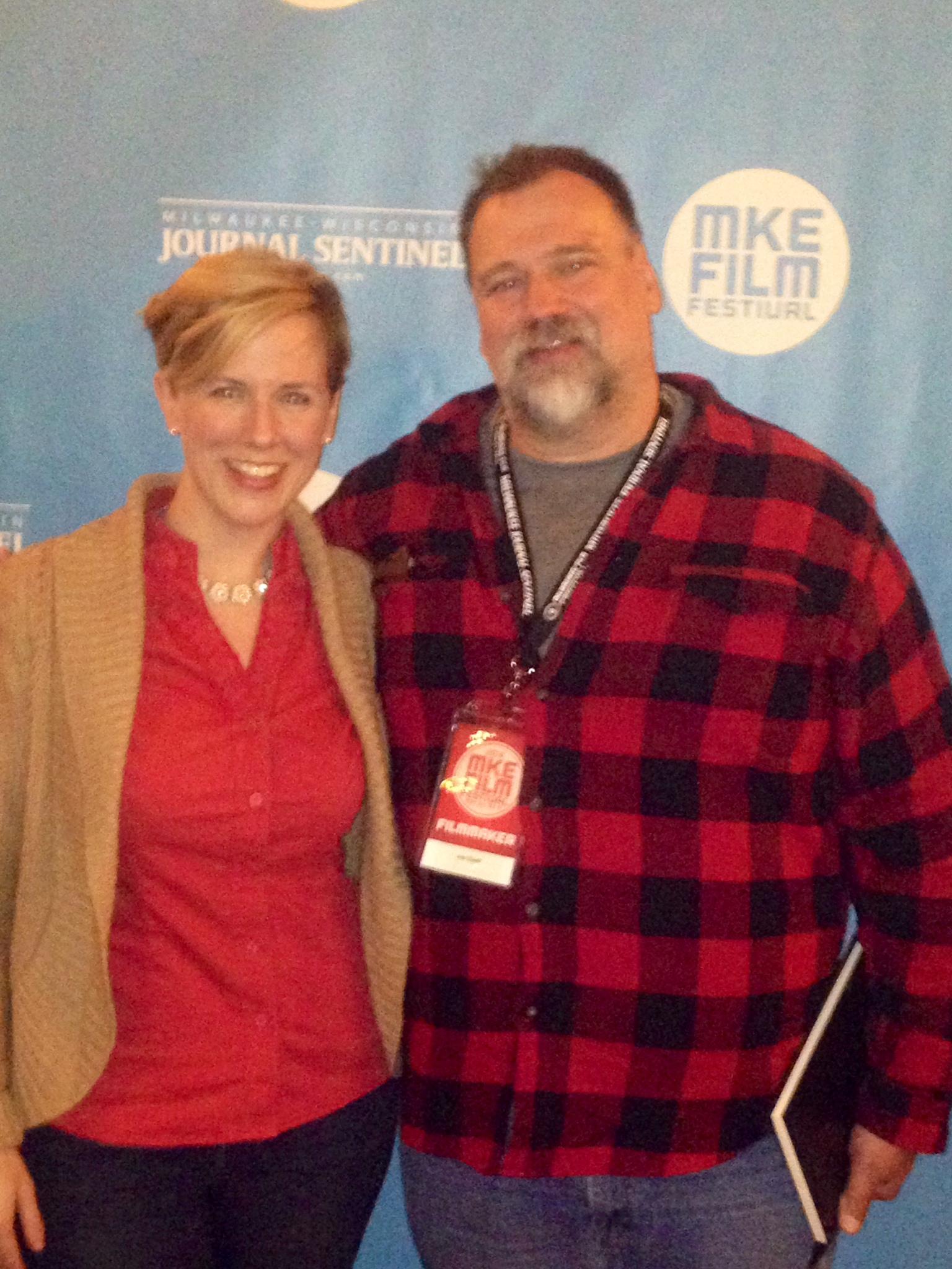 Executive Producer Grace McPhillips and Director Josef Steiff.