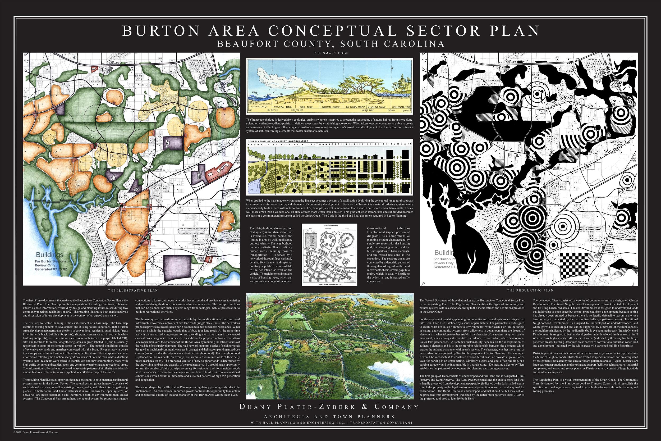 Burton Area Conceptual Sector Plan