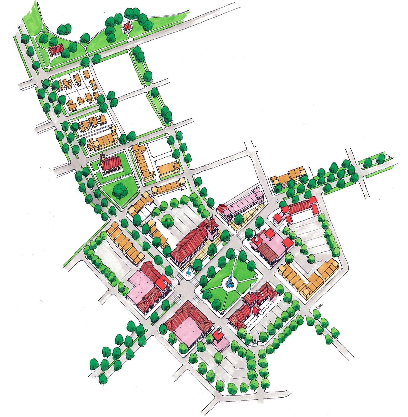 Ripley Valley plan detail