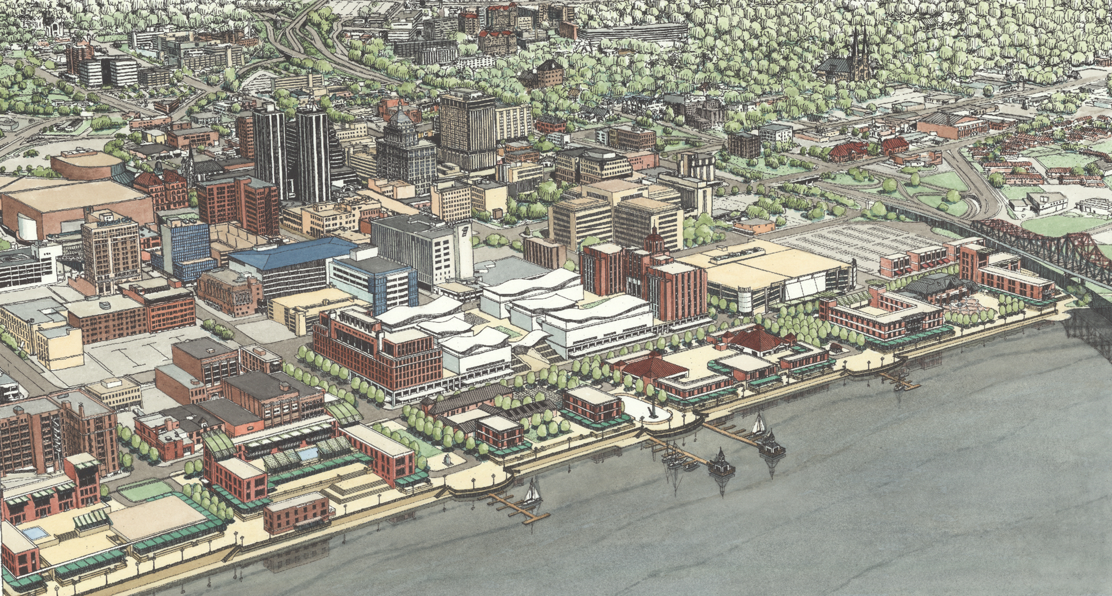 Heart of Peoria proposed conditions