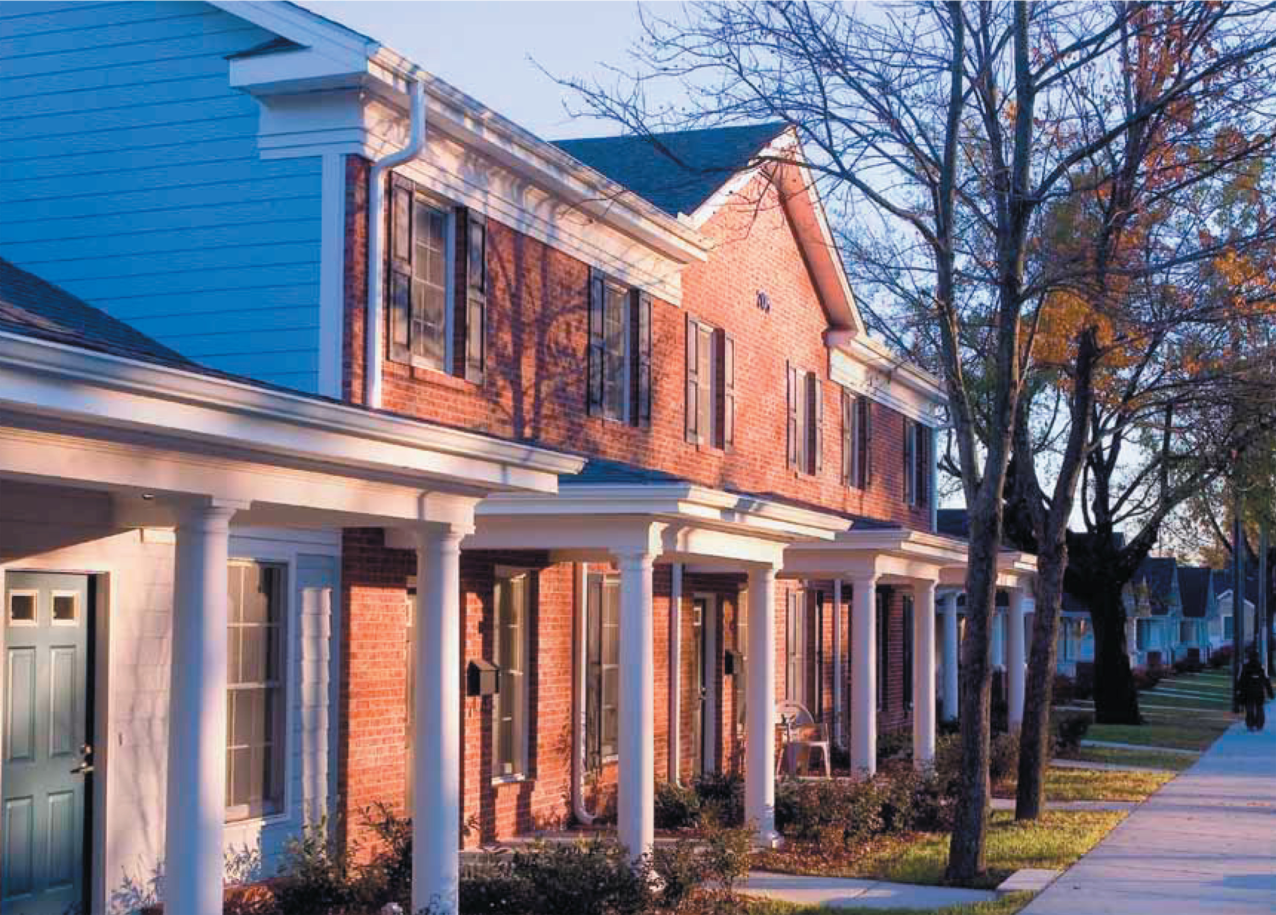 Willow Oaks Hope VI housing 2