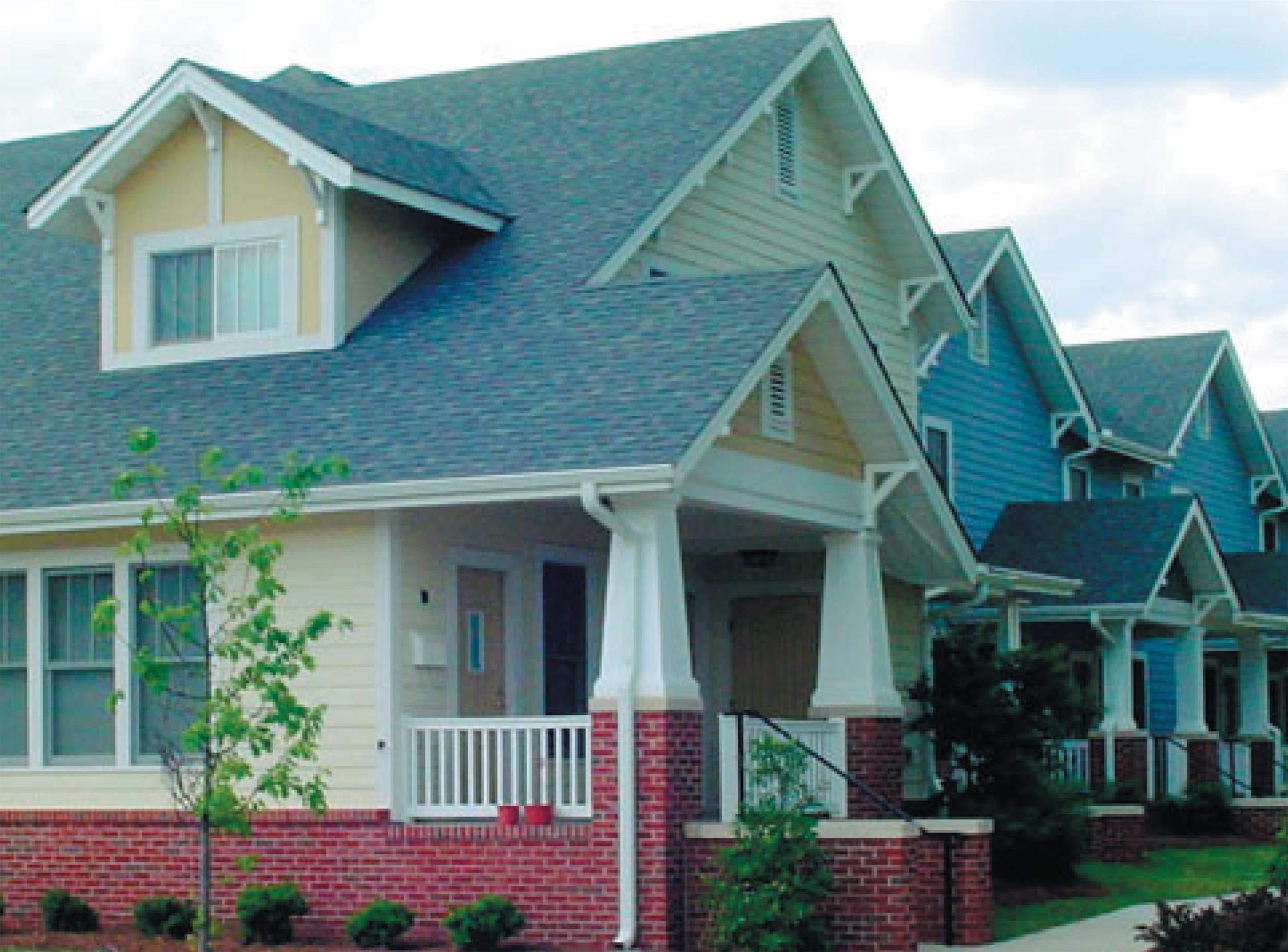 Willow Oaks Hope VI housing 3