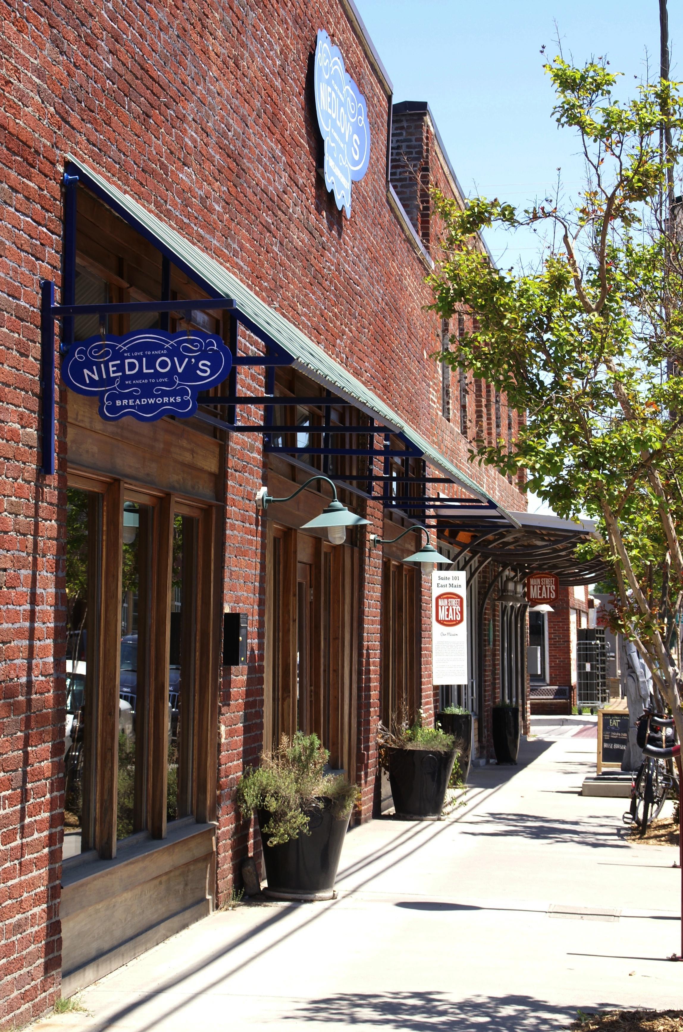 East Main Street revitalization in Chattanooga TN
