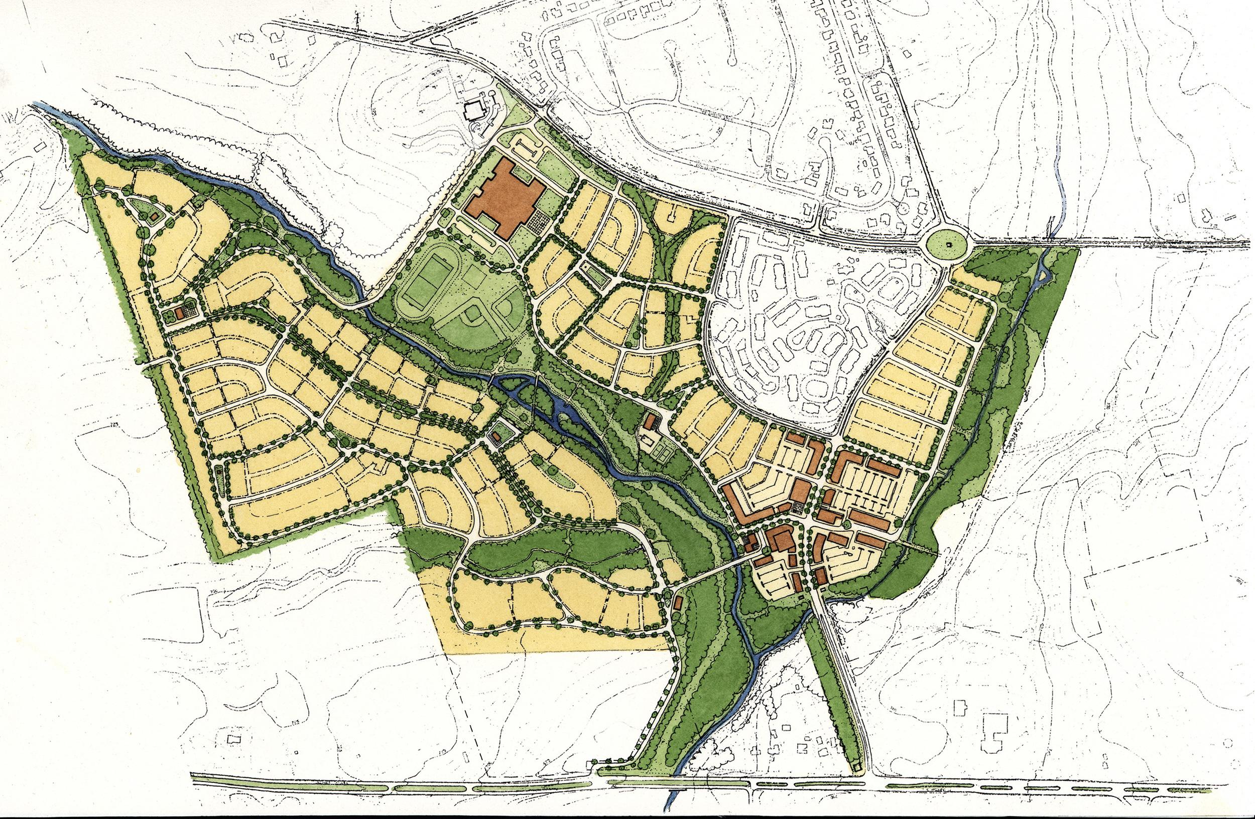 Village of Providence Plan