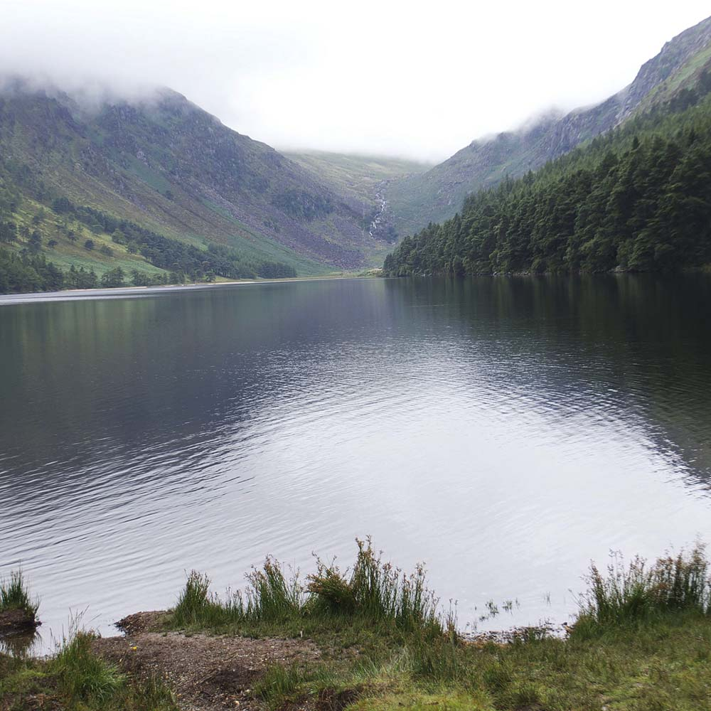 The Upper Lake, Glendalough