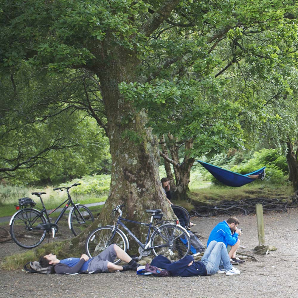 Chillin..., Glendalough