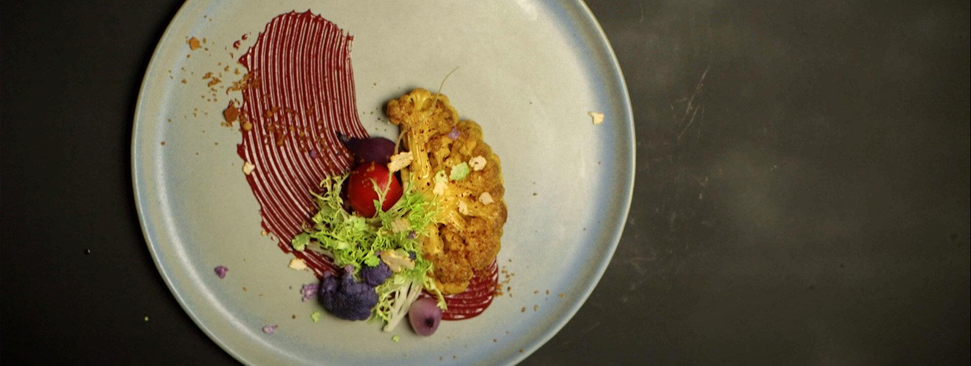 The art of plating | starring chef @pauliecooks