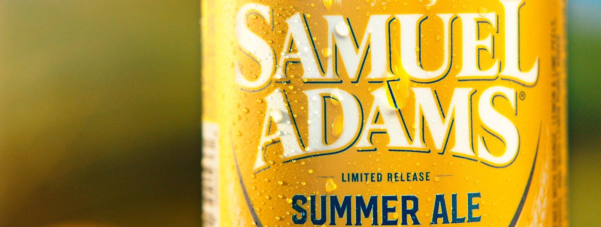 SAM ADAMS | SUMMER ALE