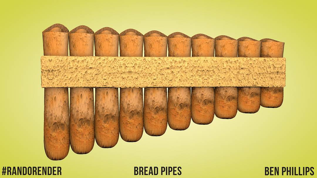 Bread Pipes