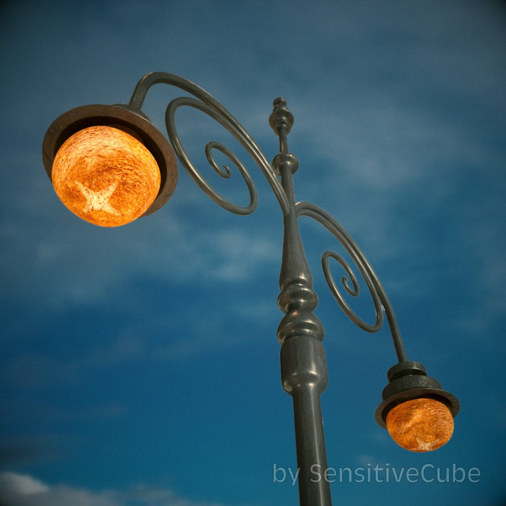 Bread Street Light