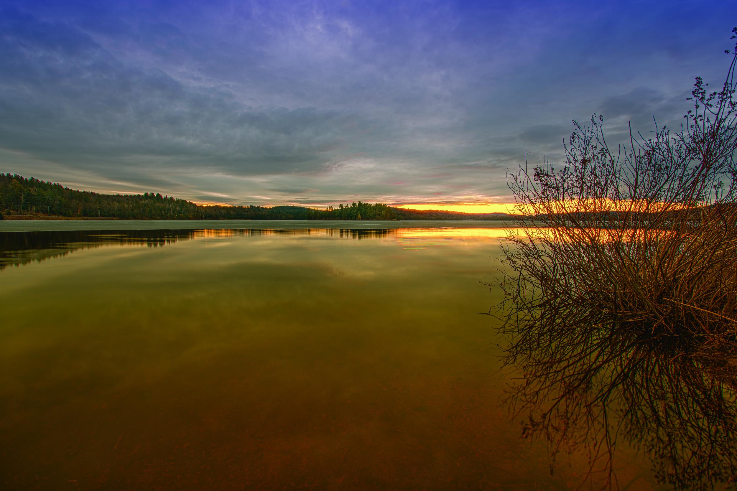 Algonquin Sunrise