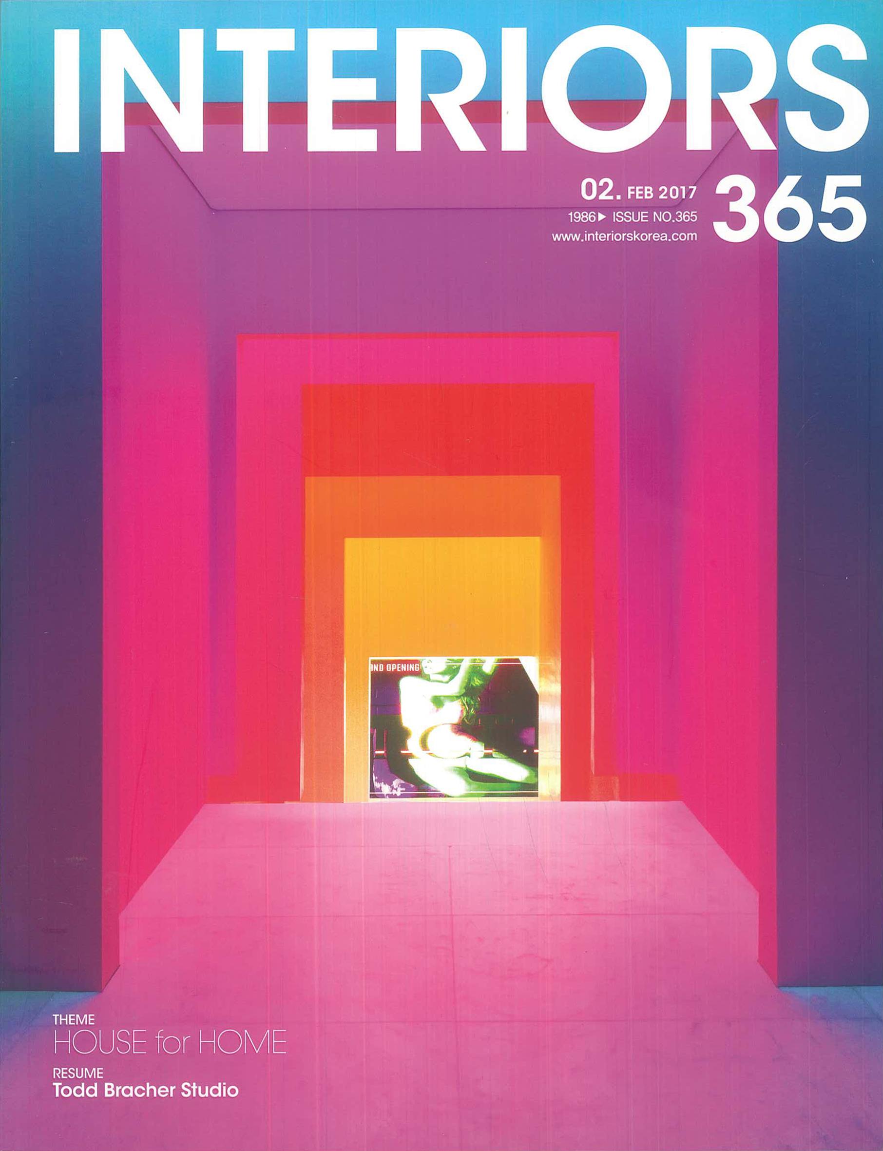 INTERIORS: HOUSE for HOME (Korea)