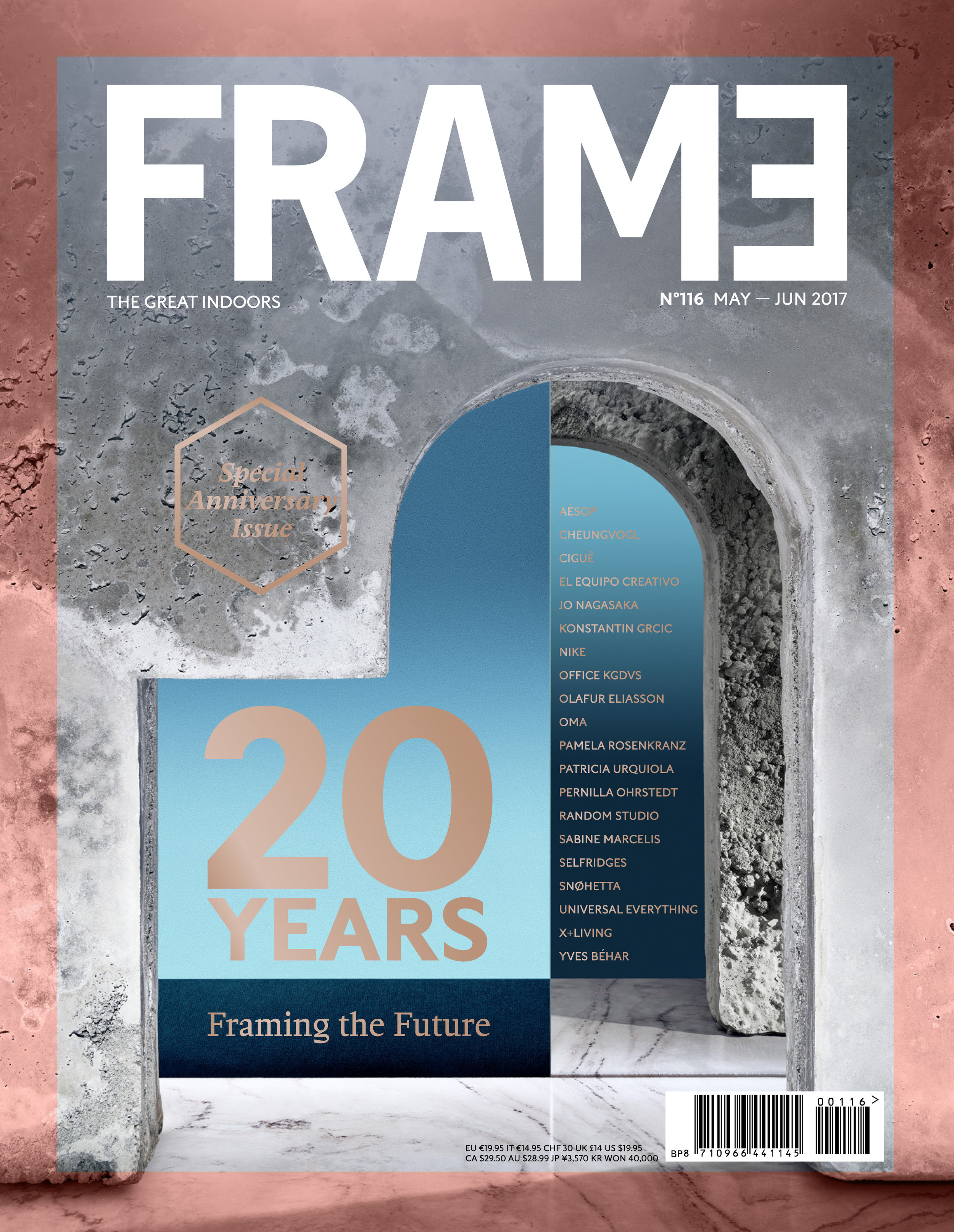 Frame Magazine - Rest, Relax, Retreat