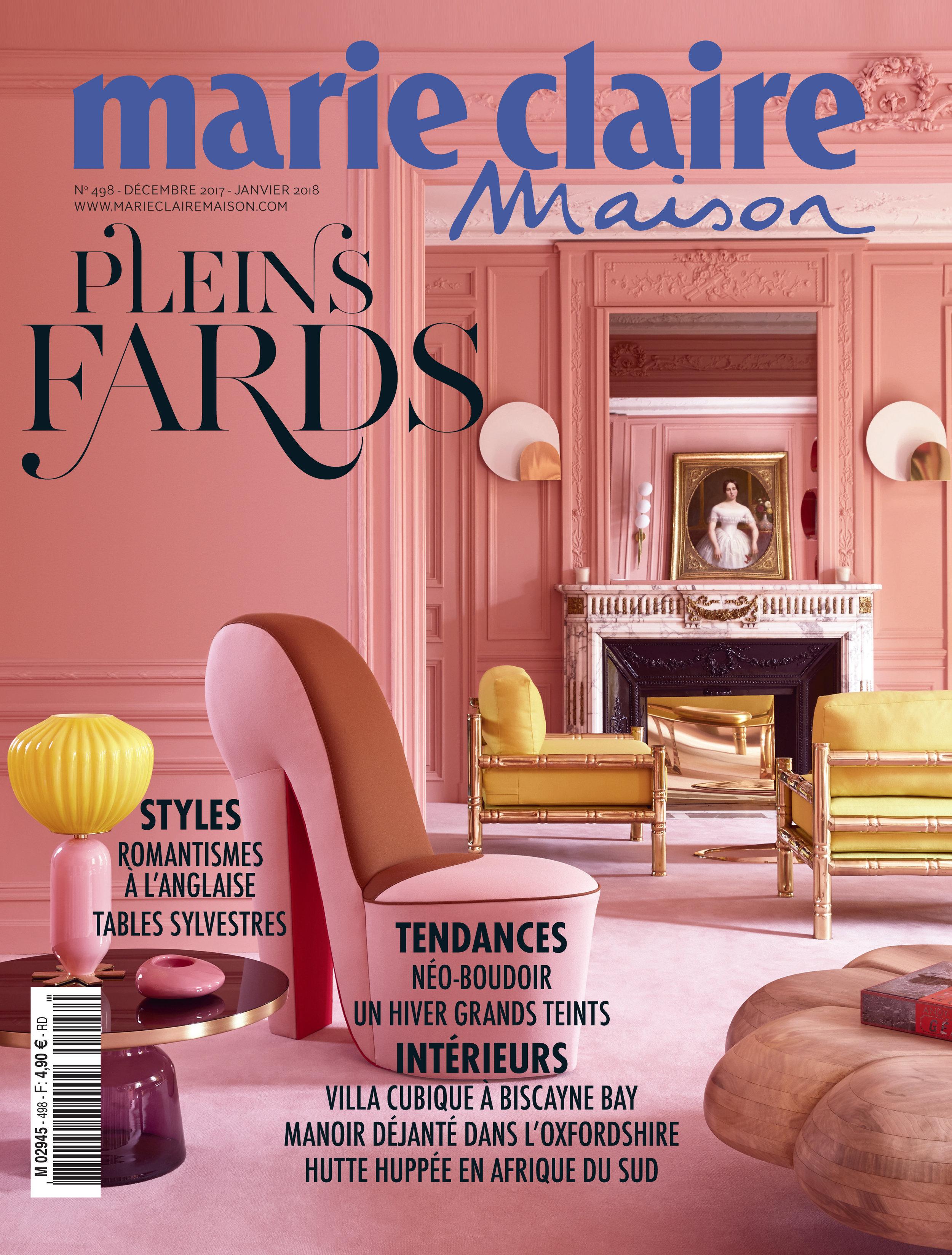 Marie Claire Maison France - Mes dec Obsessions
