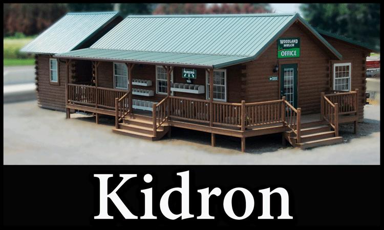 woodland mulch kidron location