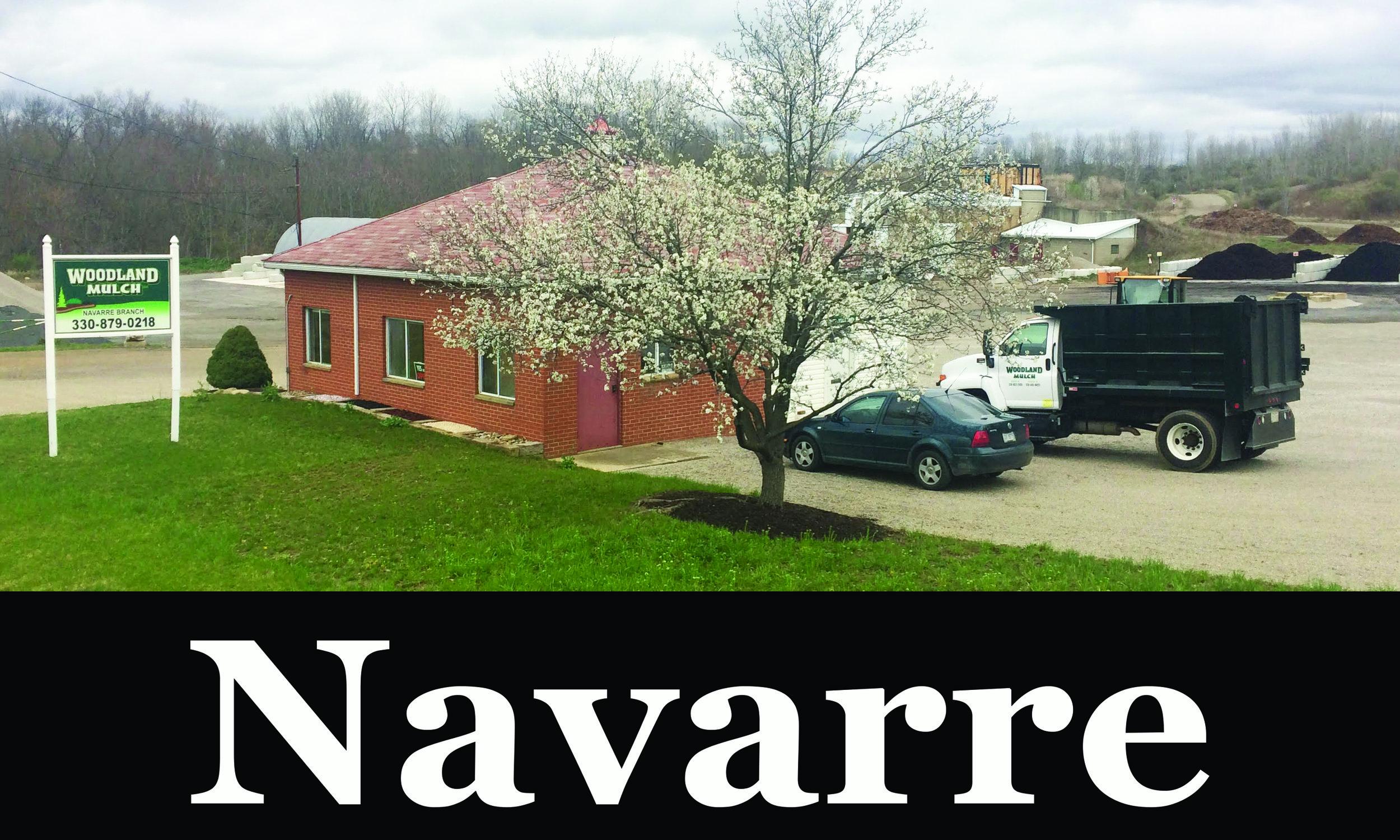 Woodland Mulch in Navarre Ohio
