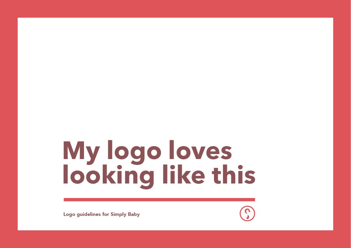 Branding Guidelines for Irish clothing brand logo