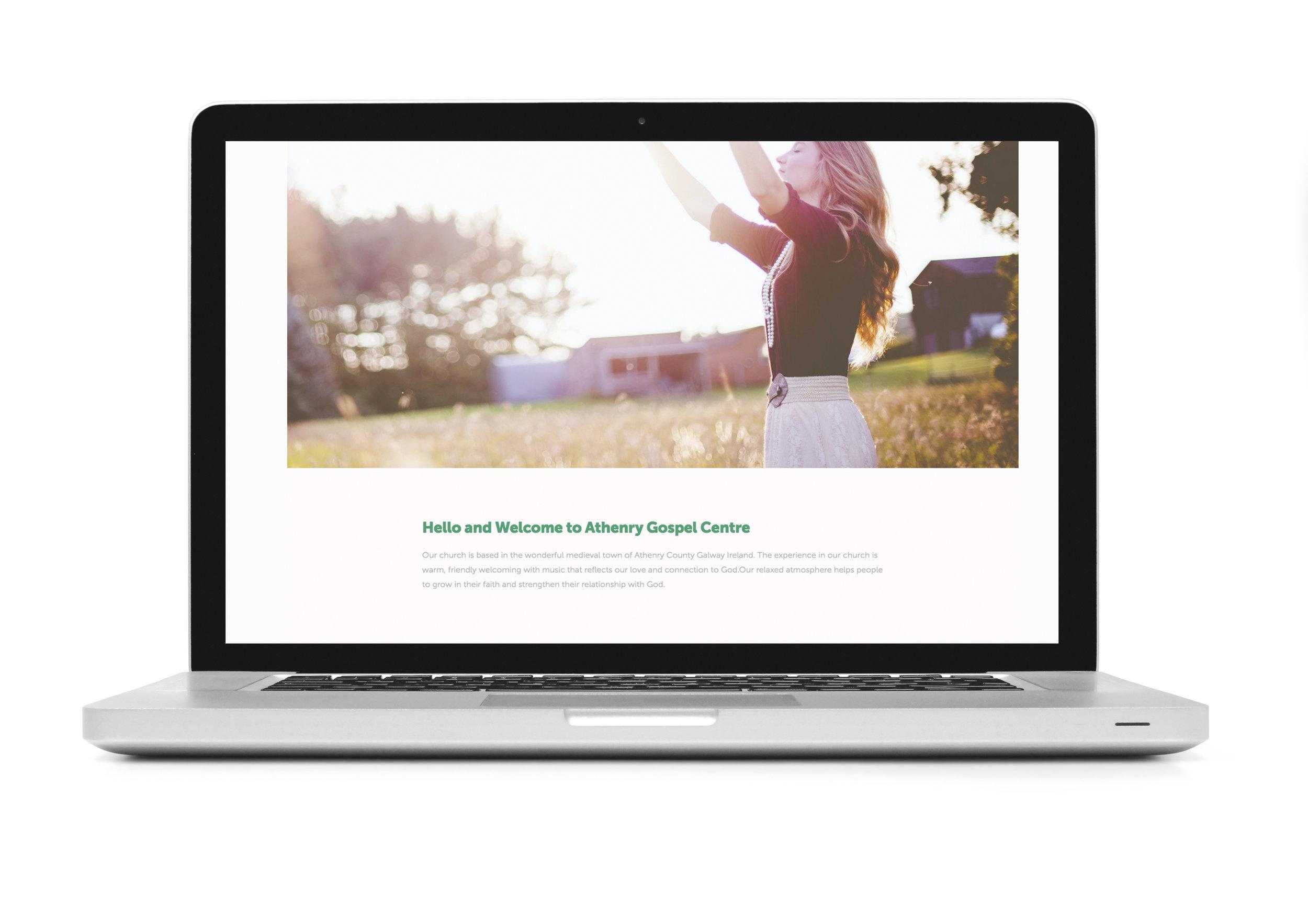 Responsive Squarespace site